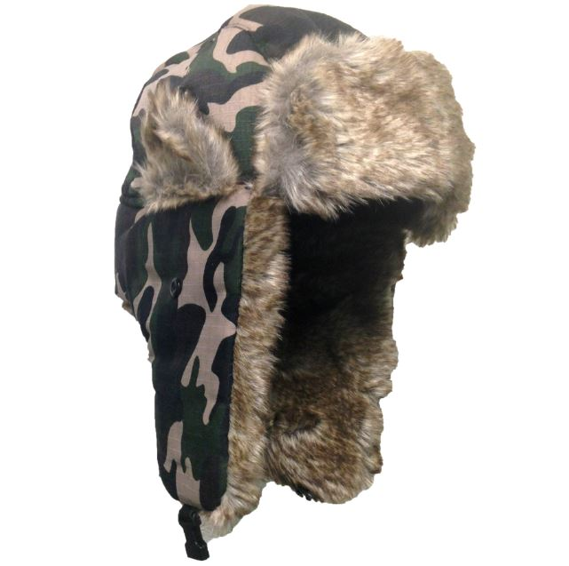 Camo Hat Pugs