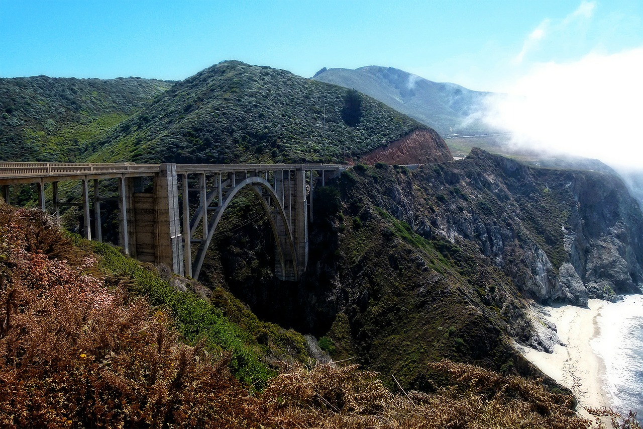 big sur americas most scenic roads