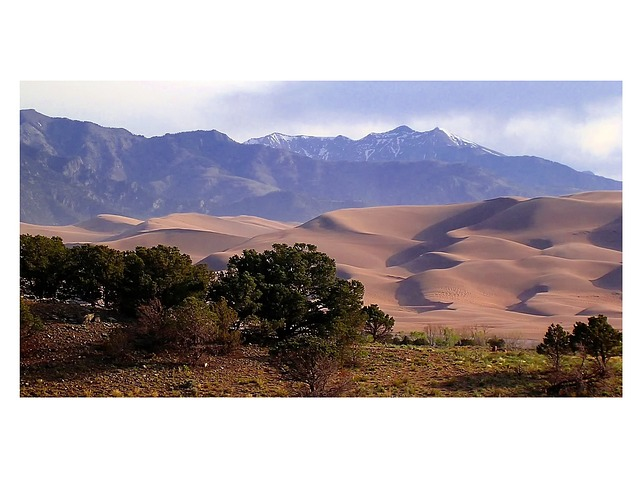 great sand dunes visit Colorado this summer